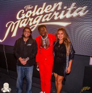 michael blackson - the golden margarita