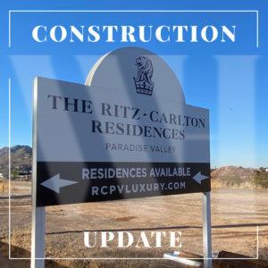 ritz carlton paradise valley construction