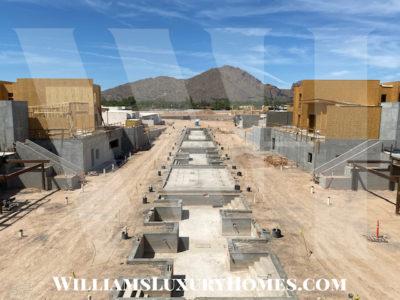 Ritz Carlton Paradise Valley Estates Villas Fendi Palmeraie Construction Photo Update