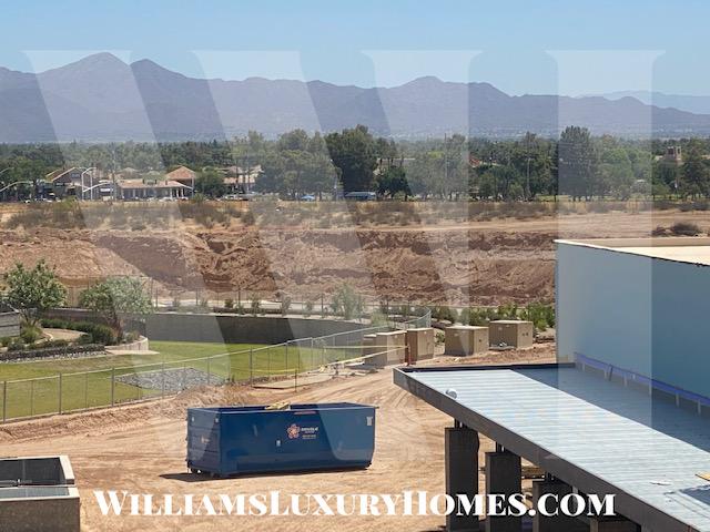 palmeraie fendi residential condos construction subterranean