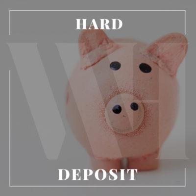 deposits hard earnest money